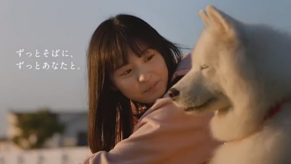 ACジャパン CM 女の子