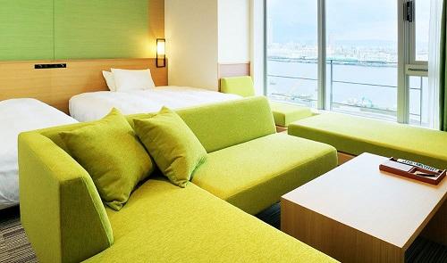 おすすめのUSJホテル ザシンギュラリホテル&スカイスパ