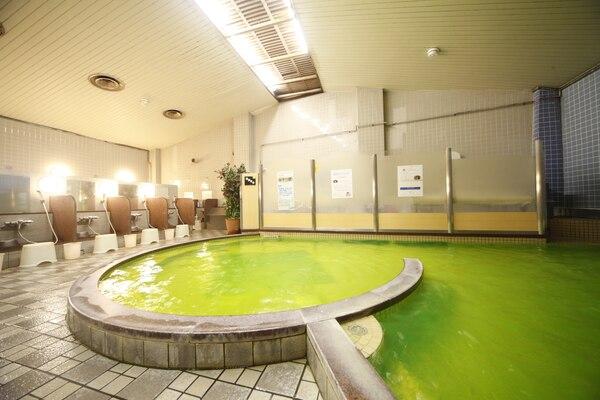 兵庫県の24時間営業のスーパー銭湯「Asahi カプセル&サウナ」
