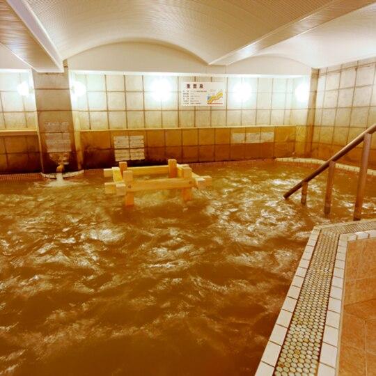 兵庫県の24時間営業のスーパー銭湯「神戸クアハウス」