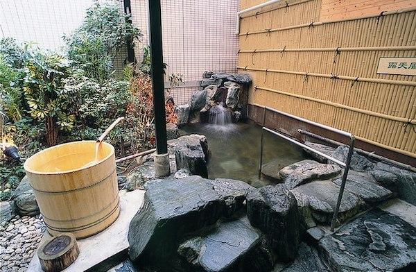 長野県で24時間営業のスーパー銭湯「佐久平プラザ21」