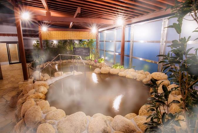 京都府で24時間営業のスーパー銭湯